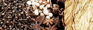 Cloves and Tobacco used for Djarum Clove Cigarettes