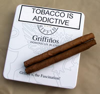 Mini Griffinos Dominican Cigarillos