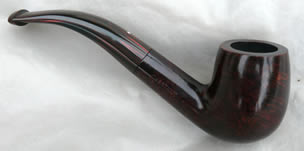 "Dunhill ""White Spot"" finest quality briar pipes"