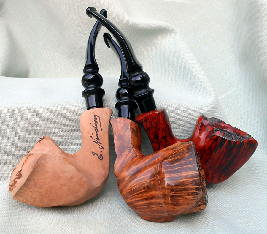 Nording Nording Freehand quality briar pipes