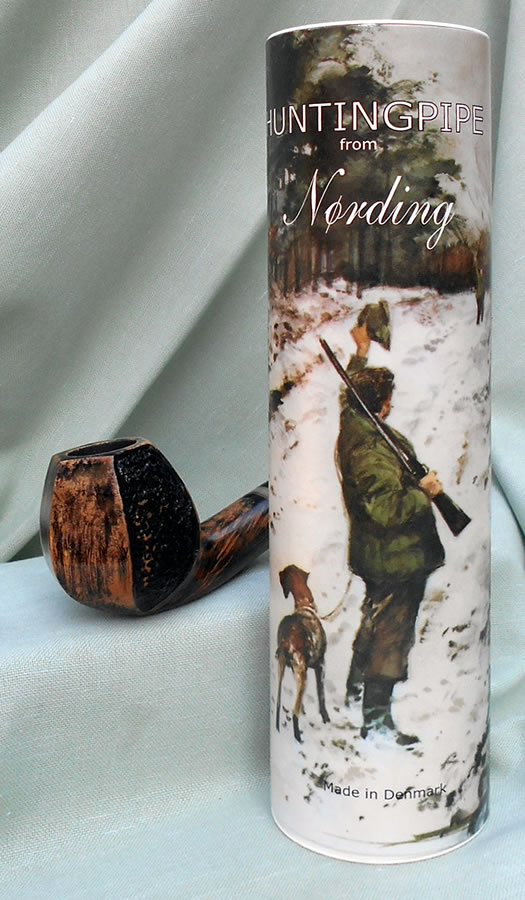 2019 annual pipe from Nørding honours the White Rhino