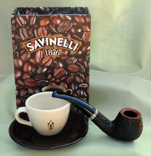 The Limited edition Savinelli Espresso set