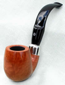 Savinelli Dry System pipes: autumn-gold Chiara finish