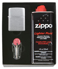 Zippo Gift Box Regular Lighter