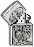 Zippo Limited Edition, Big Five