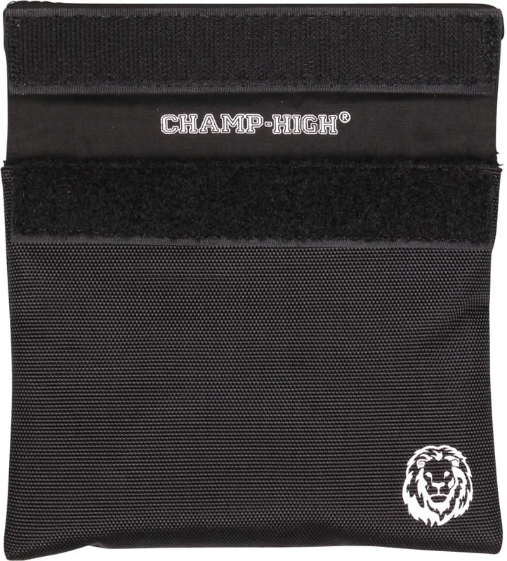 CHAMP-HIGH Smell-Proof Pouch for tobacco or herbs