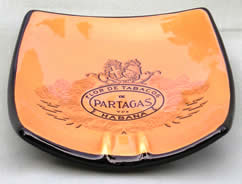 Cigarbrands Ceramic Ashtray Partagas