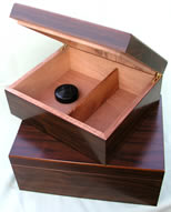 WALNUT DECOR HUMIDORS