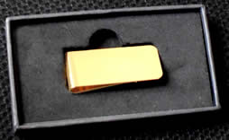 Money Clip ~ Boxed
