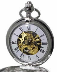 Pocket Watch ~ Boxed