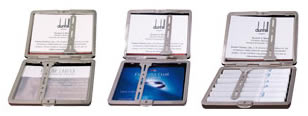 Dunhill Multicase for Business Cards, 12 cigarettes, Cheroots