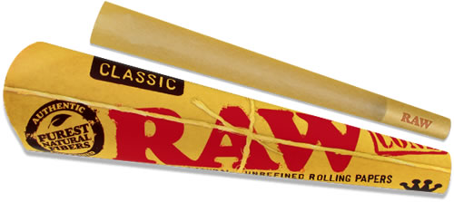 RAW Roll Your Own Cones