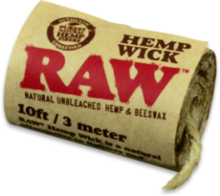 RAW Roll Your Own Wicks