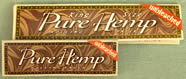 Pure Hemp Ultra-thin unbleached cigarette papers