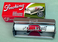 Smoking RYO Rolling Machine, Regular, with paper carrier
