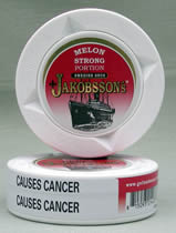 Jakobssons Snus from Sweden  Melon