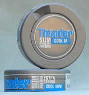 Thunder Slim White DRY Cool Mint