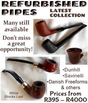 Refurbished Pipes