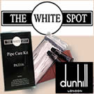 Dunhill White Spot Pipe Care Kit