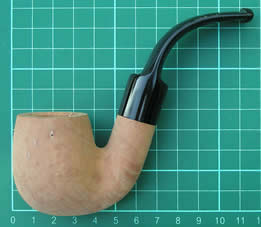 Savinelli Grezze entry level pipes